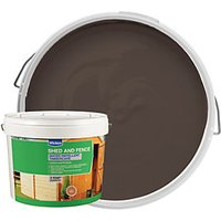 Wickes Water Repellent Timbercare - Light Brown 10L