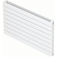 QRL Marano Feature Designer Radiator - White 578 x 1400 mm
