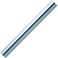 Polished Chrome Effect Finish Handrail 40 x 1800mm Interior