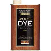 Ronseal Colron Refined Wood Dye - Indian Rosewood 250ml