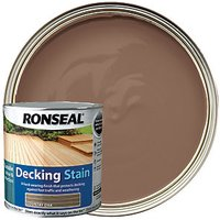 Ronseal Decking Stain - Country Oak 2.5L