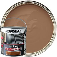 Ronseal Decking Rescue Paint - Maple 2.5L