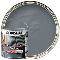 Ronseal Decking Rescue Paint - Slate 2.5L