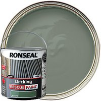 Ronseal Decking Rescue Paint - Willow 2.5L