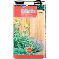 Wickes High Performance Exterior Preserver - Red Cedar 5L