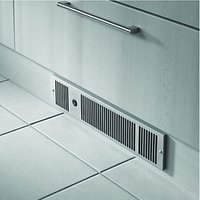 Wickes Electric Plinth Heater Stainless Steel