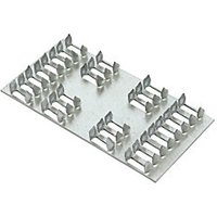 Wickes Mending Plate 50x100mm MP24