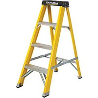 Youngman 4 Tread Heavy Duty Grp Step Ladder