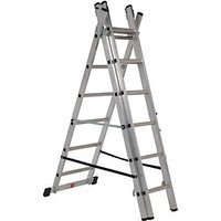 Youngman Professional 3 Section Combi Ladder 2m