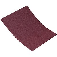 Wickes Aluminium Oxide Cloth Backed Assorted Sandpaper Sheets 3 Pack