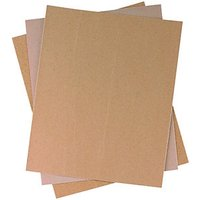 Wickes General Purpose Sandpaper Assorted 10 Pack