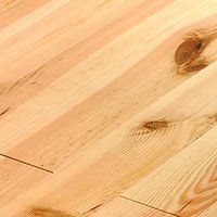 Wickes Bordeaux Pine Solid Wood Unlacquered Flooring