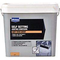 Wickes Patio Grout Buff