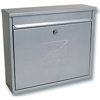 Sterling MB02S Elegance Silver Post Box