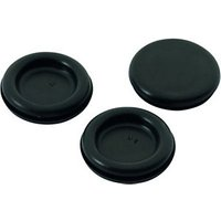 Wickes Closed Grommets 25mm 10 Pack