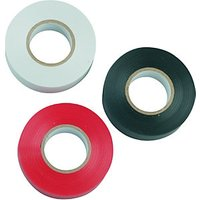 Wickes Insulation Tape 20m Assorted 3 Pack