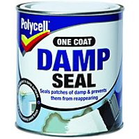 Polycell One Coat Damp Seal 500ml