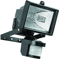 Wickes 120W PIR Floodlight Black