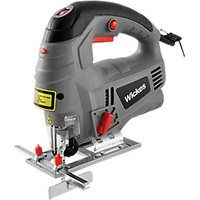 Wickes 800W Pendulum Jigsaw with Laser Guide