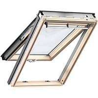 VELUX Pine Top Hung Roof Window - 1340 x 1400mm