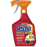 Westland Resolva Path & Patio Weedkiller Ready to Use Spray 1L