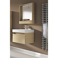 Wickes Mondavio Wall Hung Vanity Unit with Basin