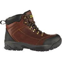 Stanley FatMax Nebraska Waterproof Boots Brown Size 11