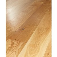 Wickes Heritage Oak Real Wood Top Layer Engineered Wood Flooring