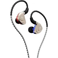 FIDUE A83 Triple-Driver Hybrid 2 Balanced Armature+Dynamic Hi-End In-Ear Earphones