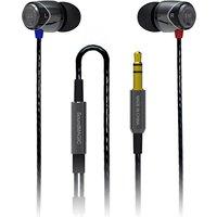 SoundMagic E10 In-Ear Earphones Colour BLACK/COPPER
