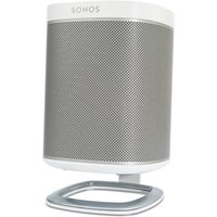 Flexson Desktop Stand for SONOS PLAY:1 - Single Unit (Black or White) Colour WHITE