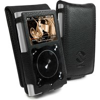 Tuff-Luv Flip Case cover for Fiio X1 ii (2nd Gen) - Black