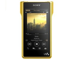 Sony NW-WM1Z High-Resolution Audio Walkman (256 GB Memory, S Master HX Engine) - Gold