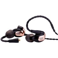 Westone W60 Six Driver High Performance Earphones with built-in mic and removable cable (Box opened)