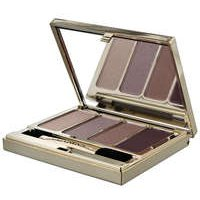 Clarins 4-colour Eye Palette 02 Rosewood 6.9g / 0.2 Oz.