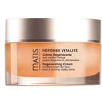Matis Paris Reponse Vitalite Regenerating Face Cream: For Tired And Lacking Vitality Skin Types 50ml