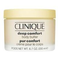 Clinique Hand And Body Care Deep Comfort Body Butter 200ml / 6.7 Fl.oz.