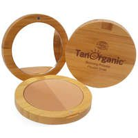 Tan Organic Duo Bronzer Bronzing Powder 8g