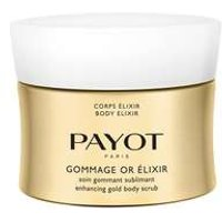 Payot Paris Performance Body Gommage Or Elixir: Enhancing Gold Body Scrub 200ml