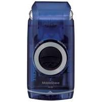 Braun Electric Shavers Mobileshave M-60b Transparent Blue
