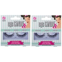 Eye Candy Pro Volumise Strip Lash 012 (Dramatise) Duo Set