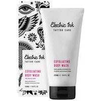 Electric Ink Tattoo Care Exfoliating Body Wash 200ml