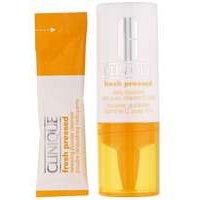 Clinique Cleansers And Makeup Removers Fresh Pressed 7 Day System With Pure Vitamin C