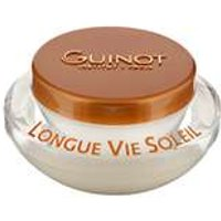 Guinot Sun Logic Longue Vie Soleil Youth Cream Before And After Sun For Face 50ml
