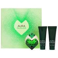 Thierry Mugler MUGLER Aura EDP Spray 30ml Gift Set  Body Lotion Shower Gel