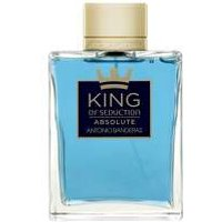 Antonio Banderas King Of Seduction Absolute Eau De Toilette Spray 200ml