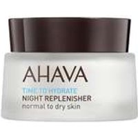 Ahava Essentials Time To Hydrate Night Replenisher - Normal To Dry Skin 50ml