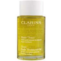 Clarins Body Treatment Oil Tonic Firming and Toning 100ml / 3.4 fl.oz.