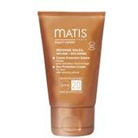 Matis Paris Reponse Soleil Anti-ageing Sun Protection Face Cream With Tanning Activity Spf20 50ml