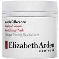 Elizabeth Arden Face Masks And Exfoliators Visible Difference Peel And Reveal Revitalizing Mask 50ml / 1.7 Fl.oz.